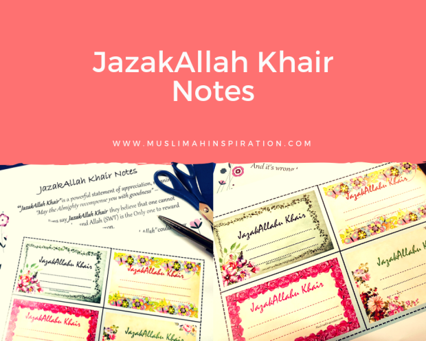 JazakAllah Khair Notes Free Printable.png