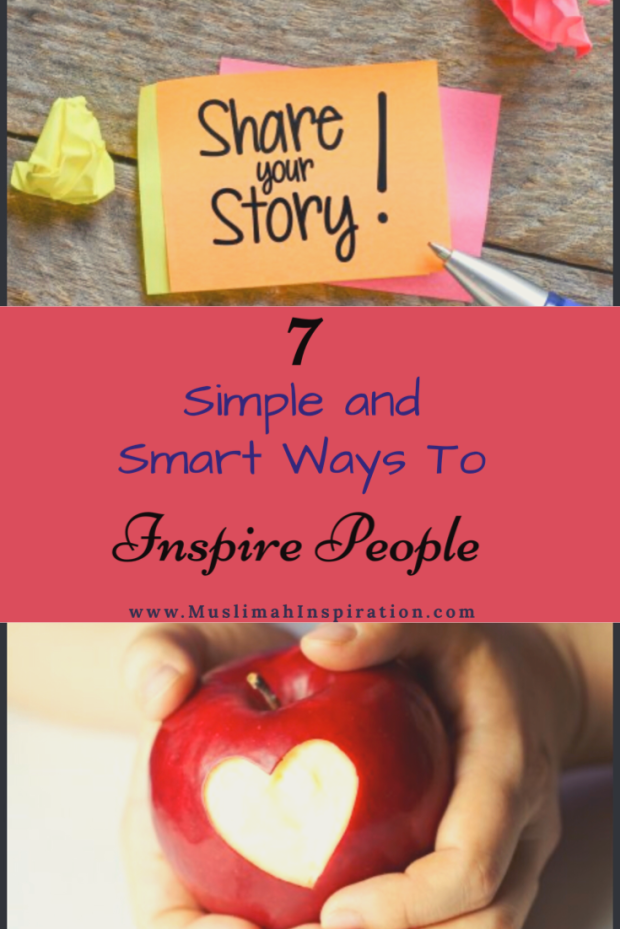 7 Simple and Smart ways to Inspire People